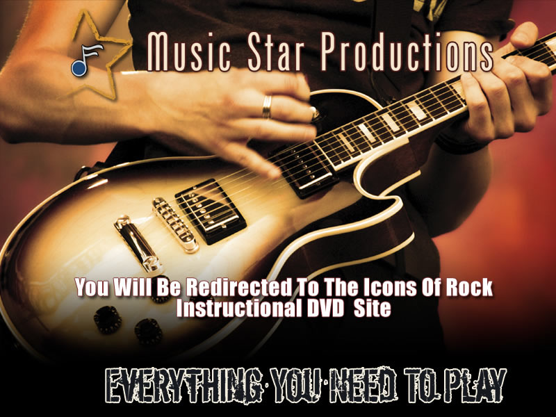 guitar lesson instructional dvd